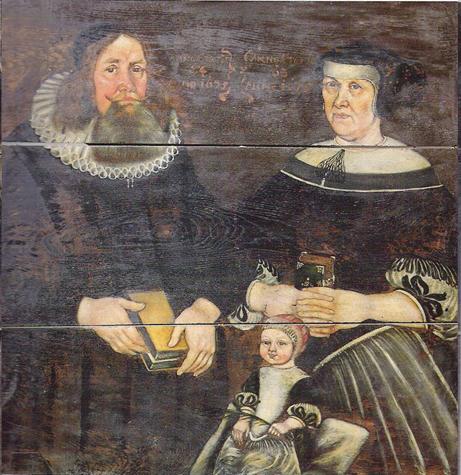 Pesten i Øse og Næsbjerg 1659
